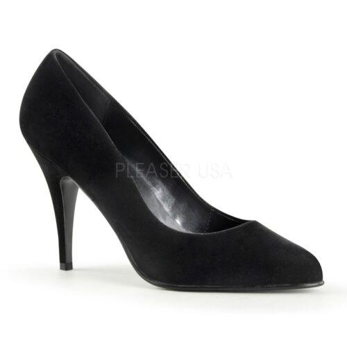 VANITY-420 zwart velvet