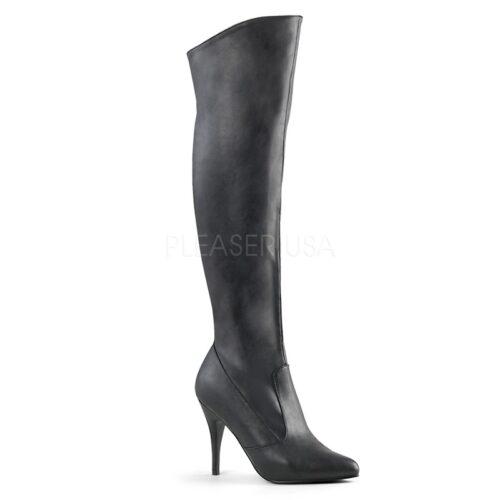 VANITY-2013 | Over de knie laars in grote maten | Sexy laarzen grote maat
