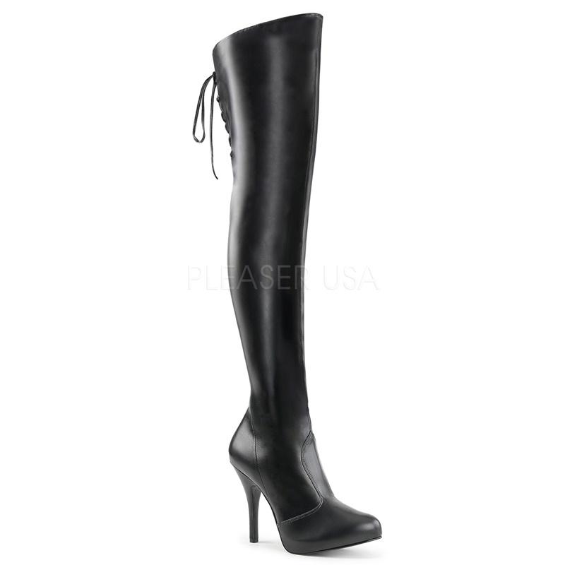 EVE-312 | Overknee laarzen in grote maten | Pleaser specialist