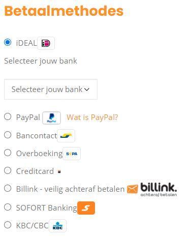 20200915 Betaalmogelijkheden website Op welke manieren kan ik bij jullie betalen?